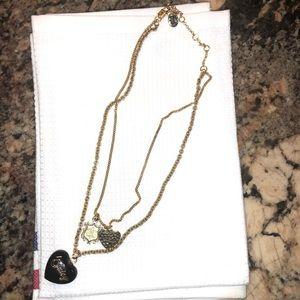 Necklace and Bracelet Juicy Couture Set 🌟